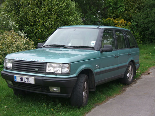 1996 P38 4.6 V8 HSE AUTOMATIC