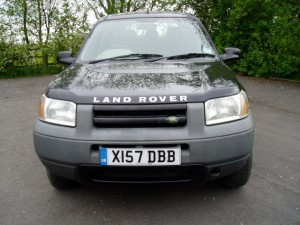 Land Rover Freelander Spares and Service