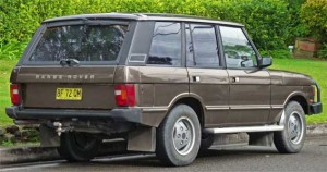 Range Rover Classic Servicing