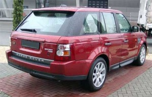 Range Rover Sport Servicing