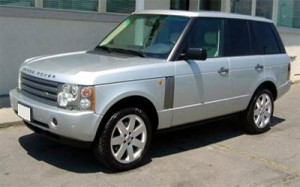 Range Rover L322 servicing
