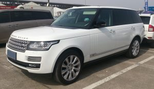 Range Rover Vogue L405