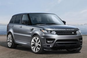 Range Rover Sport L494 Servicing