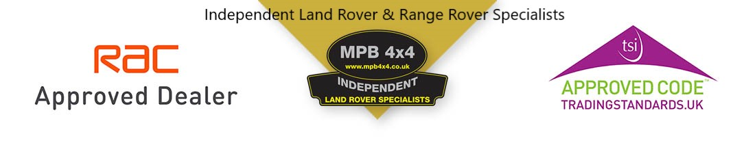 MPB 4×4 Independant Land Rover Specialists